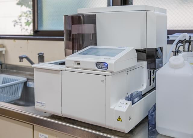 全自動便尿分析装置